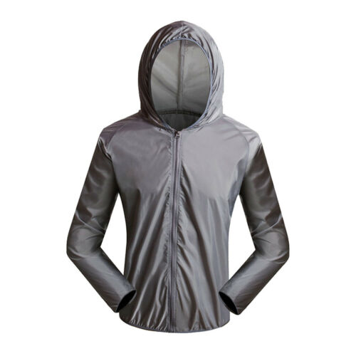 Cycling Jacket Windproof Bike Riding Wind Coat Rain Coat Spo