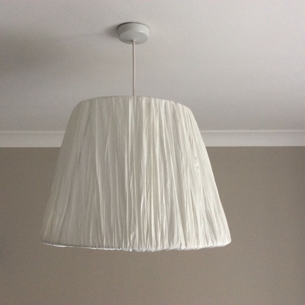 1 White Hemsta Lamp Shade In Chelsea London Gumtree