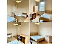 LARGE ROOM AVAILABLE IN HOUSE SHARE IN NEWCASTLE UPON TYNE. NO DEPOSIT
