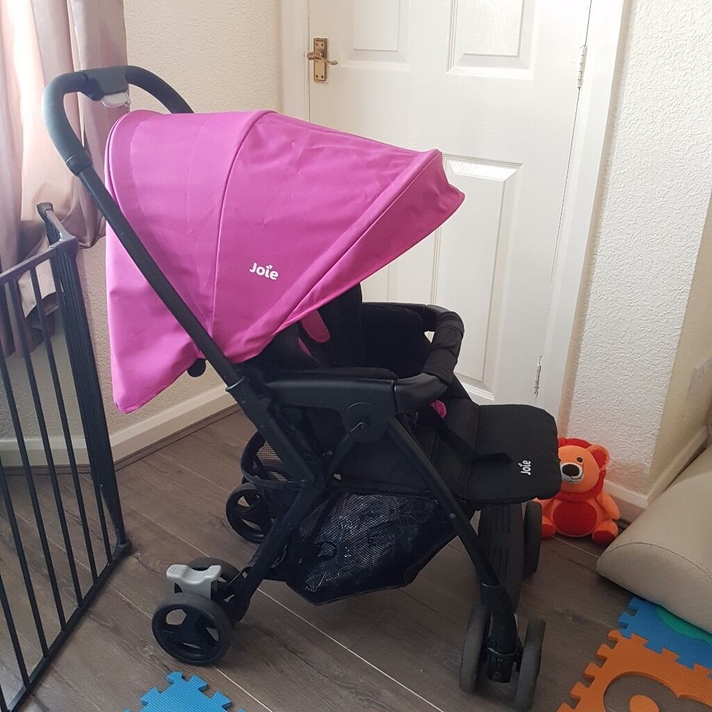 Girls Joie Buggy/stroller