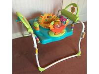 Jumperoo & walker in 1 from Fisher-Price