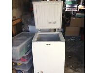 Small chest freezer, fully working and clean