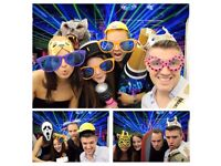 PHOTO BOOTH HIRE STARTING FROM £99 *** WEDDINGS-BIRTHDAYS-CORPORATE-AND-MANY-MORE PHOTOBOOTH