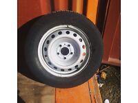 Vauxhall Vivaro Wheel & Tyre 7mm 205/65 R 16