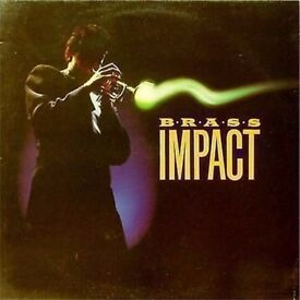 BRASS IMPACT 'BRASS IMPACT' UK LP