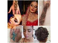 Hair & makeup artist