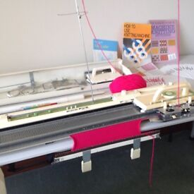 Brother kh881 knitting machine