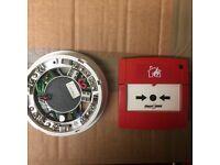 Apollo Alarmsense Fire Alarm Equipment