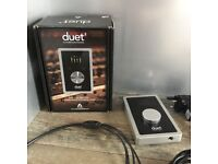Apogee Duet 2 Professional Recording Interface for Mac