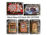 Board Games Most New