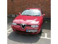 Alfa Romeo 156 Veloce