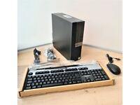 Dell Optiplex 7050 SFF 7th Gen i7 7700 16GB DDR4 250GB SSD Desktop PC Computer