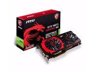 MSI GeForce GTX 980 Ti Twin Frozr 6G GAMING 6GB