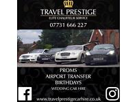 Wedding Chauffeur Car Hire / Prom Car Hire/ Bentley/Aston Martin/H2 Hummer