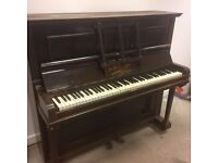 Starter Piano to plonk on and/ or do up casework