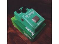 Ibanez TS808 Tube Screamer early 2000s Reissue - Smooth Overdrive Guitar Effects Pedal