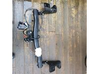 toyota verso towbar off 2015 plate used for 4 mth with electrics very good condition