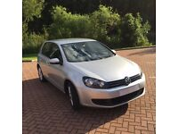 Golf Match Blue Motion TDI, Fantastic Drive and Condition Parking Sensors Front and Rear Bluetooth