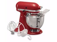 KitchenAid Mixer Artisan Apple Candy Red NEW