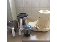 Mixer 25£, cooker 10£, idle maker 6£ and some vessels 10£ available for sale...