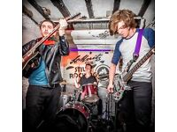 STARTS HILL LOOKING FOR BASSIST TO COMPLETE THREE PIECE