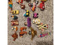 Antique McDonalds toys