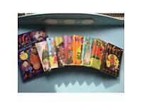 Complete Mr. Gum collection + Mr Gum bumper book with stickers