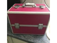 Professional Large Vanity Case, As new,