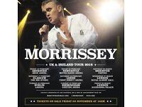 2 x Morrissey Tickets - Birmingham Feb 27th