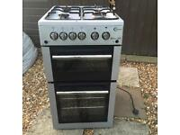 GAS COOKER WITH OVEN AND SEPARATE GRILL CLEAN CON READY TO USE £75
