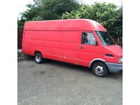 Man and van for removals and single items