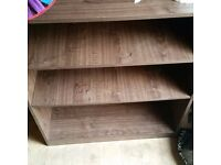 Dark Brown Bookcase for sale
