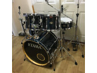 Fully Refurbished Tama Rockstar Custom Drum Kit