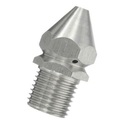 14 M Pressure Washer Drain Sewer Cleaning Jetter Nozzle Garden Accessory