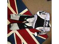 Motor cross outfits