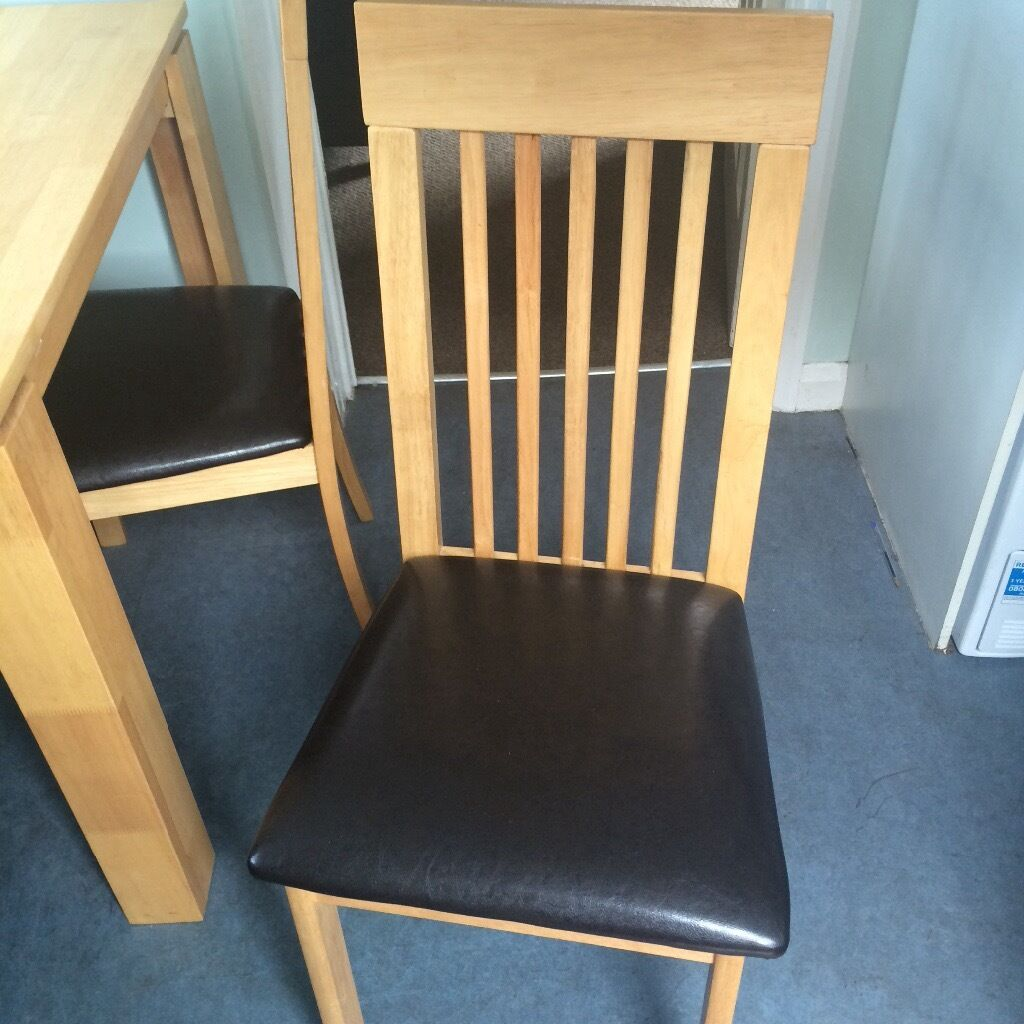 table and chairs great condition in Poole Dorset Gumtree : 86 from www.gumtree.com size 1024 x 1024 jpeg 125kB
