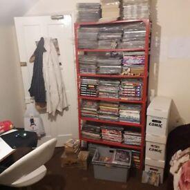 LOOK Huge Job Lot of over 2000 Vintage / Modern Comics and Graphic Novels, DC, Marvel, Image, LOADS