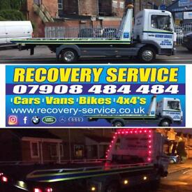 Recovery Liverpool