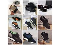 Balenciaga Race Runner Trainers Sneakers Womens Various Colours
