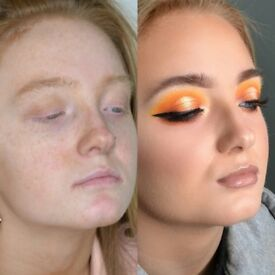Make Up Artist available - fully qualified professional artist for all occasions