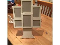 Multi photo frame stand. Used only once at daughter's wedding