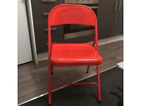 TWO AMAZING FOLDING CHAIRS **SALE**