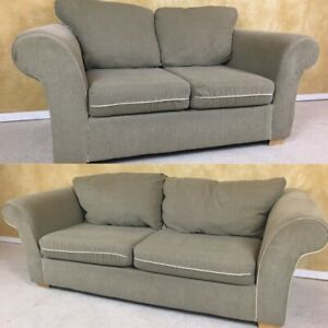 FABRIC SOFA + LOVESEAT FOR $200! DELIVERY AVAILABLE!