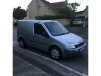 Ford transit connect silver NO VAT
