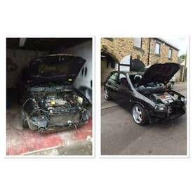 Corsa b v6 conversion