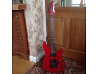 Ibanez Roadstar II RS530, well used but plays brilliantly with really low non buzzing action!