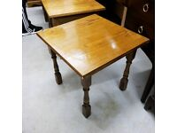 Small coffee tables SOLID WOOD