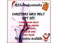 Christmas wax melt gift set 🎁