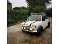 Austin mini 1275 classic long mot