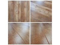 Chelsea Country Oak 8mm Laminate - £9.99m2 / £21.57 a pack!
